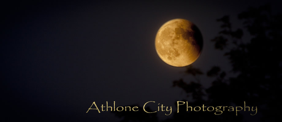 Full Moon Over Athlone